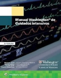 Manual Washington de cuidados intensivos Ed.3