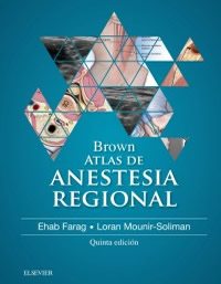 BROWN. ATLAS DE ANESTESIA REGIONAL